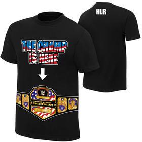 约翰·塞纳John Cena The United States Champ is Here 短袖T恤