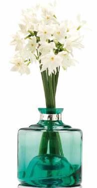 威尼斯手工玻璃镀纯银花瓶Vaso
