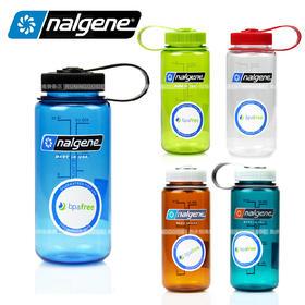 美国耐洁Nalgene 运动宽口大容量水壶