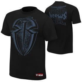 罗曼·雷恩斯Roman Reigns One Versus All 短袖T恤