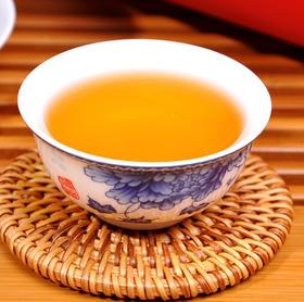 包邮2012年大红袍炭焙老茶半斤装 炭焙6道 胃肠功能不佳者宜饮