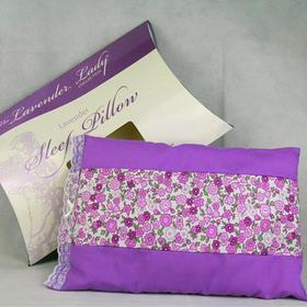 澳大利亚原装进口 有益睡眠 薰衣草干花枕头