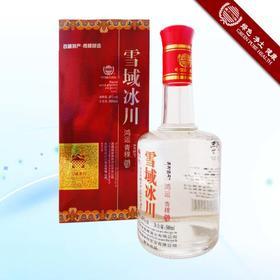 雪域冰川鸿运青稞酒  45°浓香型