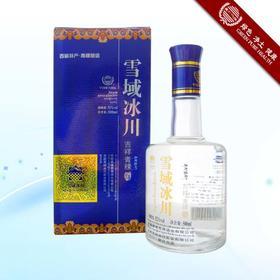 雪域冰川吉祥青稞酒  52°浓香型