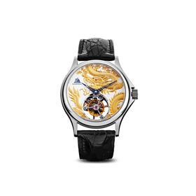 上海手表 壬辰龙年陀飞轮纪念表