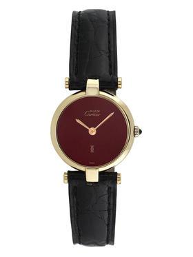 Cartier 卡地亚Must De Vermeil 系列腕表,23mm