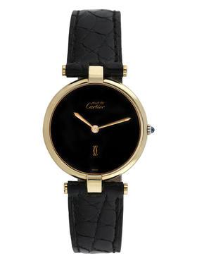 Cartier 卡地亚Must De Vermeil 系列腕表,30mm