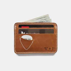 WHIPPING+POST顶级植鞣皮革 | 吉他手专用卡包钱夹(美国)