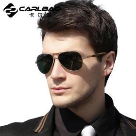 非常上镜  正品男士太阳镜2015新款偏光镜司机开车驾驶镜大牌墨镜蛤蟆眼镜潮 310