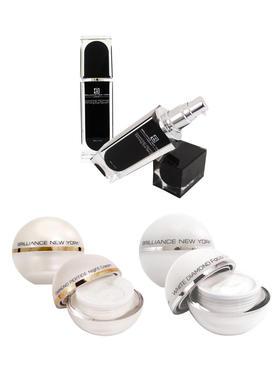 Brilliance New York 白色奢华钻石护肤套装