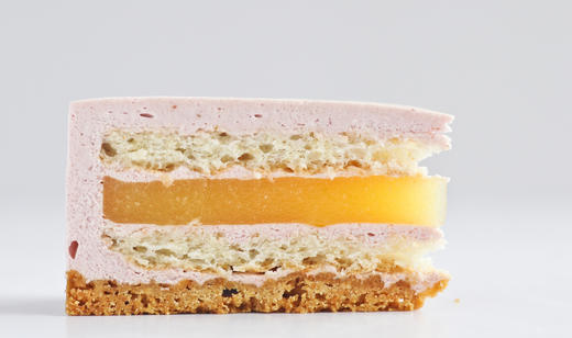 草莓马鞭草葡萄柚蛋糕 商品图4