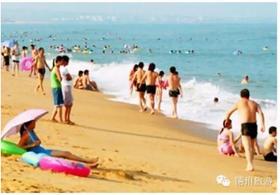 【踏浪嬉水】日照海滨观光、渔家乐二日特价游!