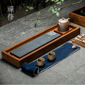 悟土 |【禅修】宗竹茶盘 台湾设计