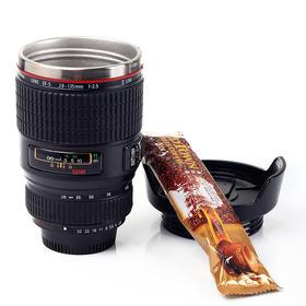 【为思礼】单反相机镜头杯 加高佳能款 咖啡杯 创意杯 时尚潮品 创意礼物