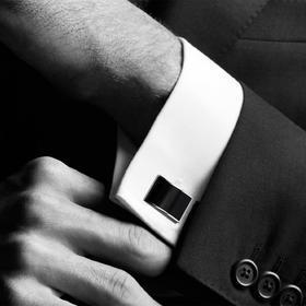 男士法式衬衫袖扣袖钉