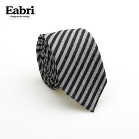 仕族Eabri全真丝领带正装商务领带