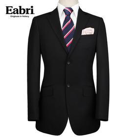 Eabri男士结婚礼服新郎西装上衣修身休闲毛料西服正装