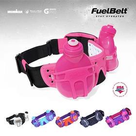 原装进口 Fuelbelt H2O 多水壶腰包带 适合跑步越野马拉松户外
