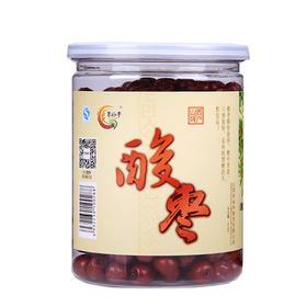 禾谷丰山西特产野生小酸枣250克*1罐小零食酸甜可口