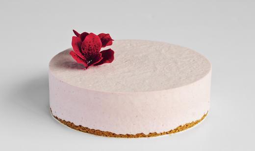 草莓马鞭草葡萄柚蛋糕 商品图2