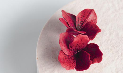草莓马鞭草葡萄柚蛋糕 商品图3