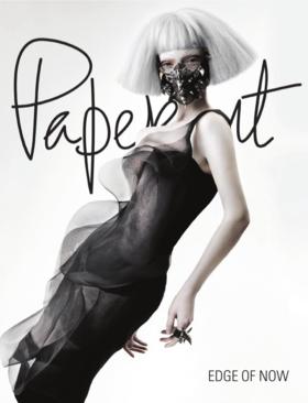 纽约高端独立时尚大片造型摄影papercut EDGE特辑