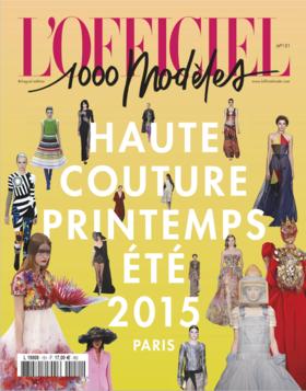 法国L Officiel 春夏Haute Couture高级定制秀场汇总