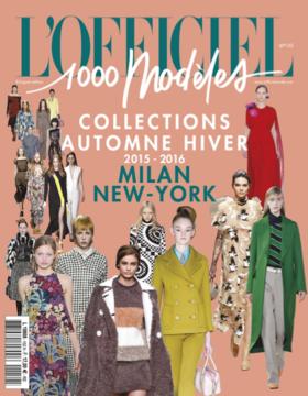 法国时尚刊L'officiel 秋冬米兰纽约时装周汇总特辑