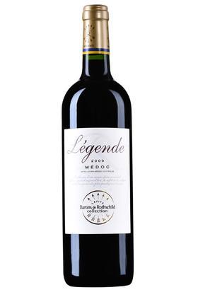 法国拉菲传奇梅多克干红葡萄酒