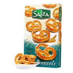 保加利亚进口  甜家系列 普瑞兹海盐咸饼干   每箱12包  3箱起批发价