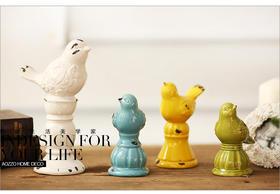 现代简约创意家居陶瓷摆件