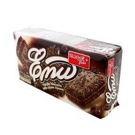 保加利亚进口 甜家系列 艾美可可奶油夹心饼干
