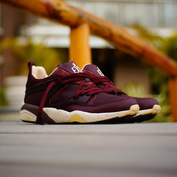 0b2e3f0d33ce PUMA CREAM x LimitEDitions Blaze of Glory EXD 358679-01 裁  - 图简有货