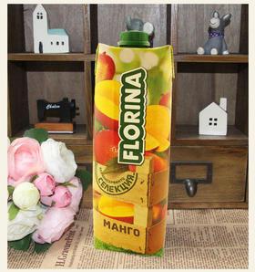 保加利亚进口  飞那芒果汁   两瓶起拍