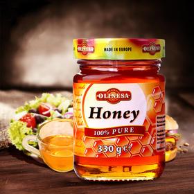 保加利亚  欧利美食 百花蜂蜜330g