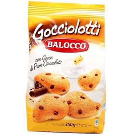 意大利进口 Balocco 百乐可 碎巧克力饼干350g