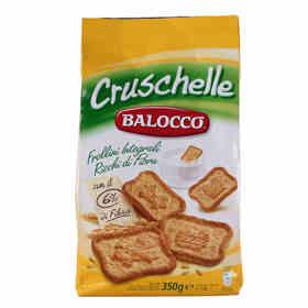 意大利进口 Balocco 百乐可 高纤维饼干350g