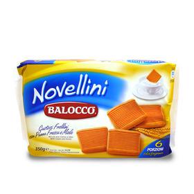 意大利进口 Balocco 百乐可 奶油蜂蜜饼干350g