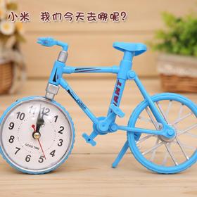 自行车创意闹钟 学生礼品,生日工艺品《包邮》