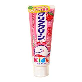 花王儿童牙刷牙膏套装  花王儿童牙膏(草莓香型)*1 花王儿童牙刷(7-12岁)*1