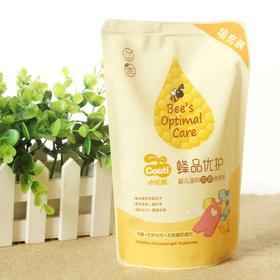 小浣熊蜂品婴儿温和抑菌洗衣液500ML*3