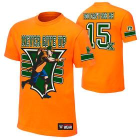 约翰 塞纳 John Cena 15X 短袖T恤