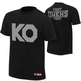 凯文·欧文斯Kevin Owens KO Fight 短袖T恤
