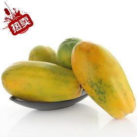 【南海网微商城】海南牛奶红心木瓜 5斤 包邮