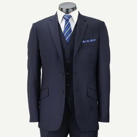 男士二粒扣绅士西服礼服款