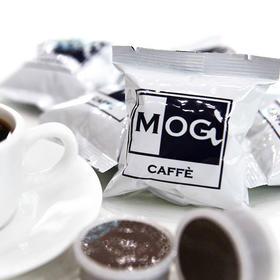 意大利原装进口 MOGI纯正研磨胶囊咖啡 100粒/箱
