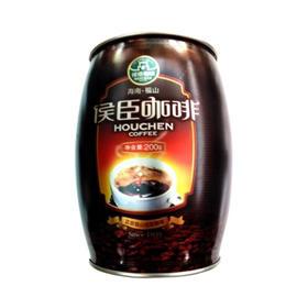【南海网微商城】海南澄迈特产福山候臣咖啡粉(铁罐装)