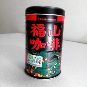 【南海网微商城】 海南澄迈特产 福山咖啡粉咖啡豆(铁罐装)