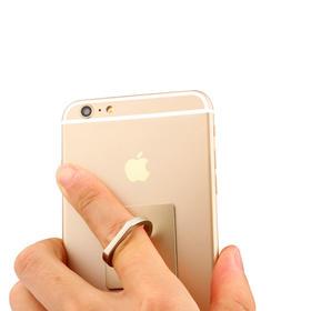 懒人通用指环支架金属车载指扣手机平板苹果通用新品桌面托架创意