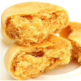 两口子肉松饼干美食特产糕点小吃零食早点心32g